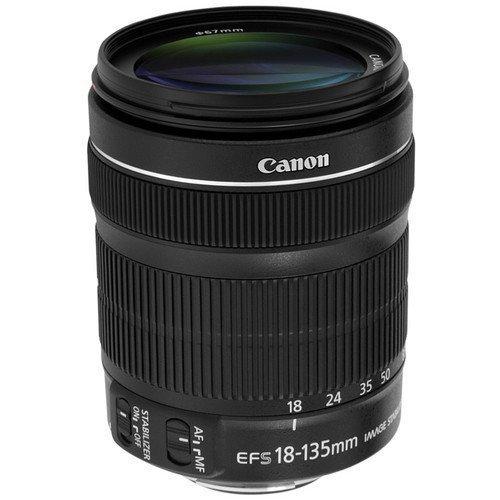 Canon-EF-S-18-135mm-f35-56-IS-STM-Zoom-Lens-White-Box-Kit-for-Canon-EOS-7D-60D-EOS-Rebel-SL1-T1i-T2i-T3-T3i-T4i-T5i