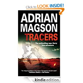 Tracers: Harry Tate Series, Book 2 (A Harry Tate Thriller)