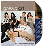 Cover art for  Gossip Girl: The Complete Second Season
