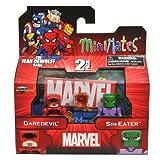 Marvel MiniMates Series 43 Mini Figure 2Pack Daredevil SinEater