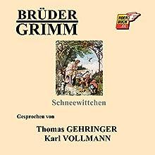 Schneewittchen Hörbuch von  Brüder Grimm Gesprochen von: Thomas Gehringer, Karl Vollmann