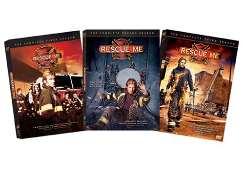 Rescue Me - Three Season Pack (The Complete Seasons 1-3) (Revenge Season 3 compare prices)