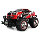 Mini V-Thunder Storm RC Truck 1:24 Scale Size Off Road Series Rechargeable Ready To Run RTR (Colors