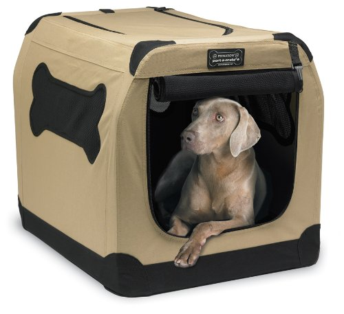 Firstrax Port-A-Crate E2 Indoor/Outdoor Pet Home