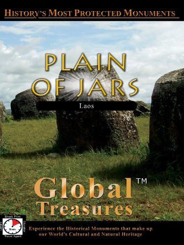 Global Treasures PLAIN OF JARS Laos
