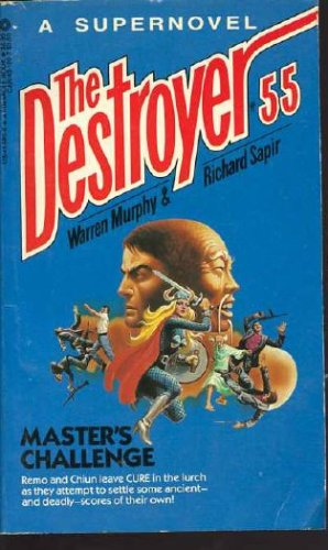 Image for Master's Challenge (Destroyer Series, No. 55)