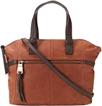 Marc New York Bryce HM3DA283 Top Handle Bag,Walnut/Coffee,One Size