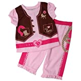 Carter's Cowgirl Pajama Set