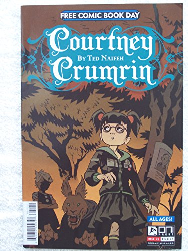 Courtney Crumrin #1 [Comic Book] [2014 FBCD Edition] - 1