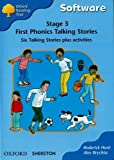 Oxford Reading Tree: Stage 3: First Phonics Talking Stories: CD-ROM: Single User Licence (0198455976) by Hunt, Roderick