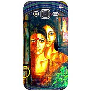 Beautiful Girls - Mobile Back Case Cover For Samsung Galaxy J3 (2016)