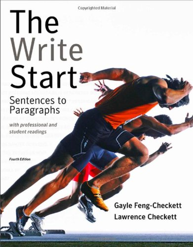 The Write Start: Sentences to Paragraphs with...