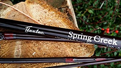 Flextec NEW 2015 Spring Creek 4 piece Trout Fly Rod ALL SIZES RRP £249 by Flextec
