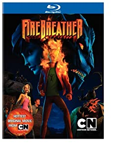 Cartoon Network: FireBreather (Blu-ray)