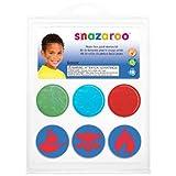 Snazaroo Adventure Stamps