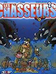 Les chasseurs, Tome 2 :