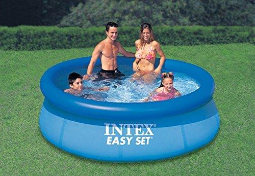 Awardpedia intex 8 39 x 30 easy set inflatable swimming - Piscine intex 12 x 30 ...