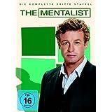 The Mentalist - Die komplette dritte Staffel 5 DVDs