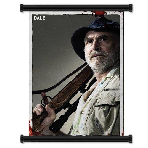 Amazon.com : The Walking Dead AMC TV Show Fabric Wall Scroll Poster