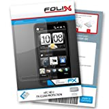 FX CLEAR screen protector for HTC HD2 / touch HD 2 HD II HDII    Ultra clear screen protection! handhelds pdas 