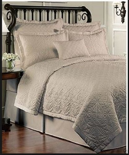 Tommy Bahama Orange Cay Twin Quilt Multi front-889112