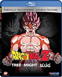 Dragon Ball Z Double Feature: Tree of Might / Lord Slug [Blu-ray]