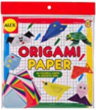 ALEX Toys Craft 60-Sheet Origami Paper