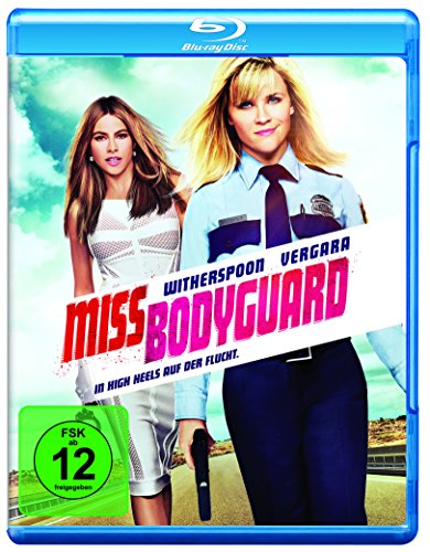 Miss Bodyguard - In High Heels auf der Flucht [Blu-ray]