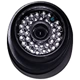 Hawks Eye D57-36-1.3-AHD IR Dome CCTV Camera