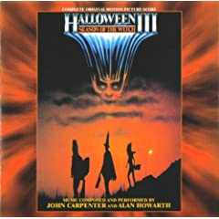 Halloween III : Season Of The Witch - Complete Original Motion Picture Score (Limited Edition Soundtrack - 1000 copies)