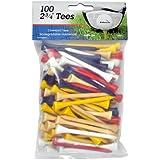 Intech I98968 Golf Tee 2 3/4-Inch, 100-Pack