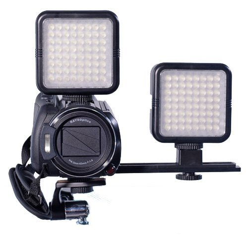 Yongnuo Syd-0808 64 Led 480Lm Photo Light For For Canon Nikon Sony Camera Film