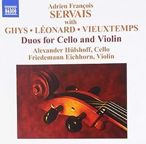 Duos for Cello & Violin