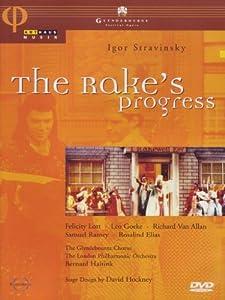 Stravinsky - The Rake's Progress / Lott, Goeke, Ramey, Elias, van Allan, Haitink, Glyndebourne Opera