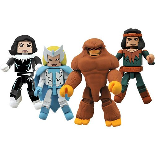 Minimates Marvel Alpha Flight Series 2 Box Set - 1