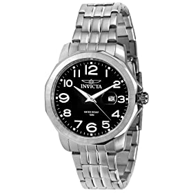 Invicta Men's II Collection Eagle Force Stainless Steel Watch #5772