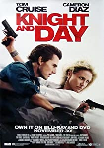 Amazon com knight and day movie poster 27 quot x 40 quot approx prints