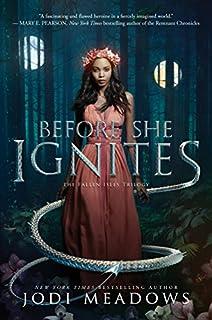 Book Cover: Before She Ignites