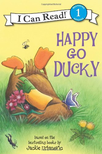 Happy Go Ducky (I Can Read Book 1)