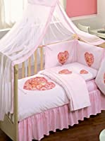 Anne Geddes Quilt Lettino Con Paracolpi Ag Baby Peony T (Rosa)