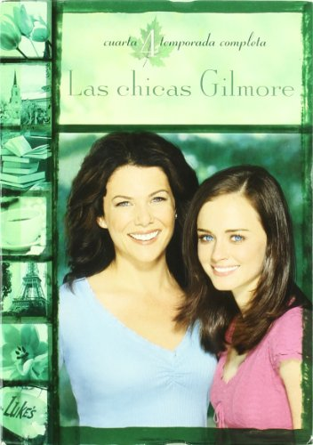 Las Chicas Gilmore 4ª Temp. [DVD]