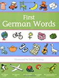 Oxford First German Words (0199110034) by Neil Morris