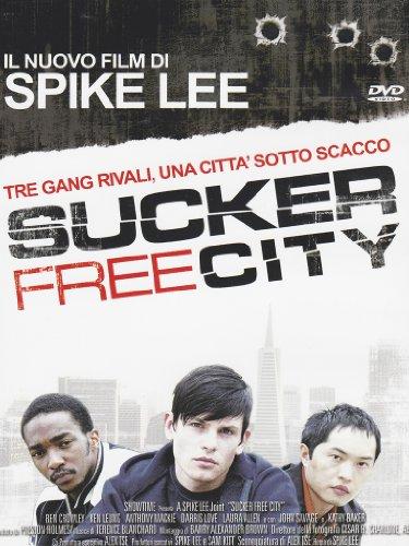 Sucker free city [Italia] [DVD]