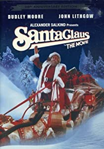 Santa Claus - The Movie 20th Anniversary Edition by ANCHOR BAY