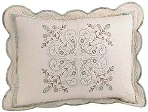 Vintage Treasure Standard Sham Quilted Bedspread
