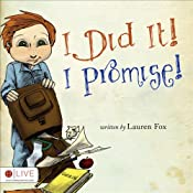 I Did It! I Promise! | [Lauren Fox]