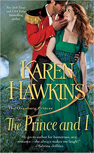 Monday Give Away: The Prince and I by Karen Hawkins