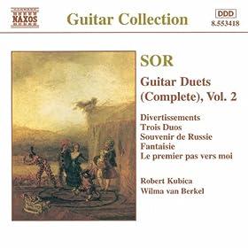 SOR: Guitar Duets, Vol. 2