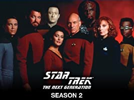 Star Trek: The Next Generation Season 2 [HD]