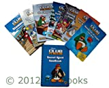 Disney Club Penguin Club Penguin - 8 book Collection - 6 : Pick Your Path Books Stowaway / Inventors Apprentice / Star Reporter / Great Puffle Switch / Dancing with Cadence / Ninja Quest - Plus : Waddle - Joke Book / Secret Agent Handbook rrp £38.92